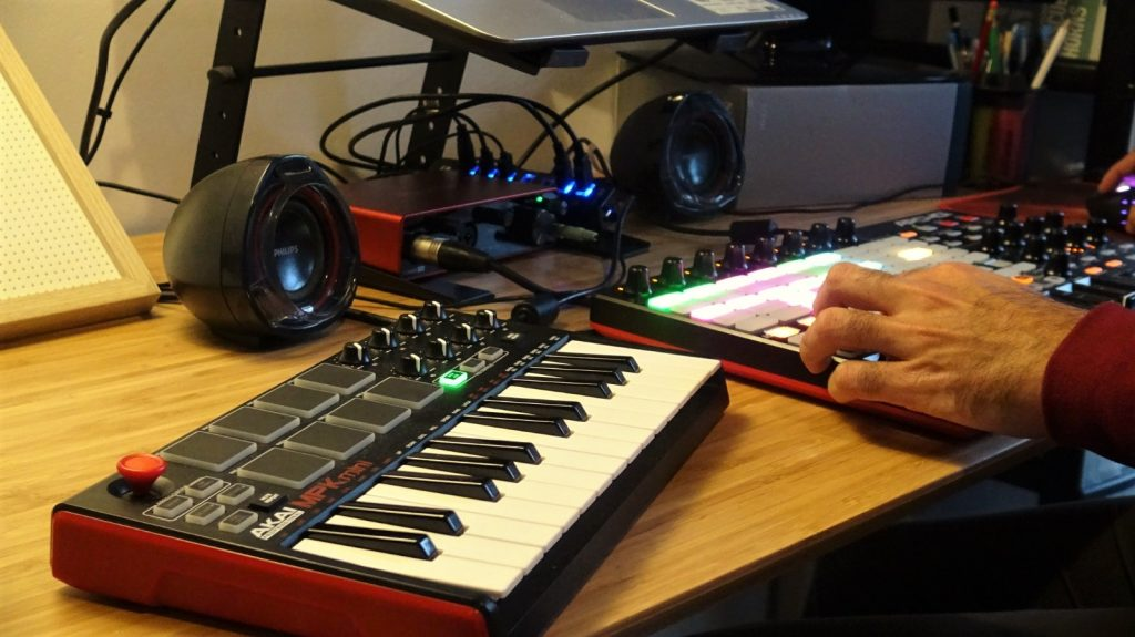 Write and record your own music