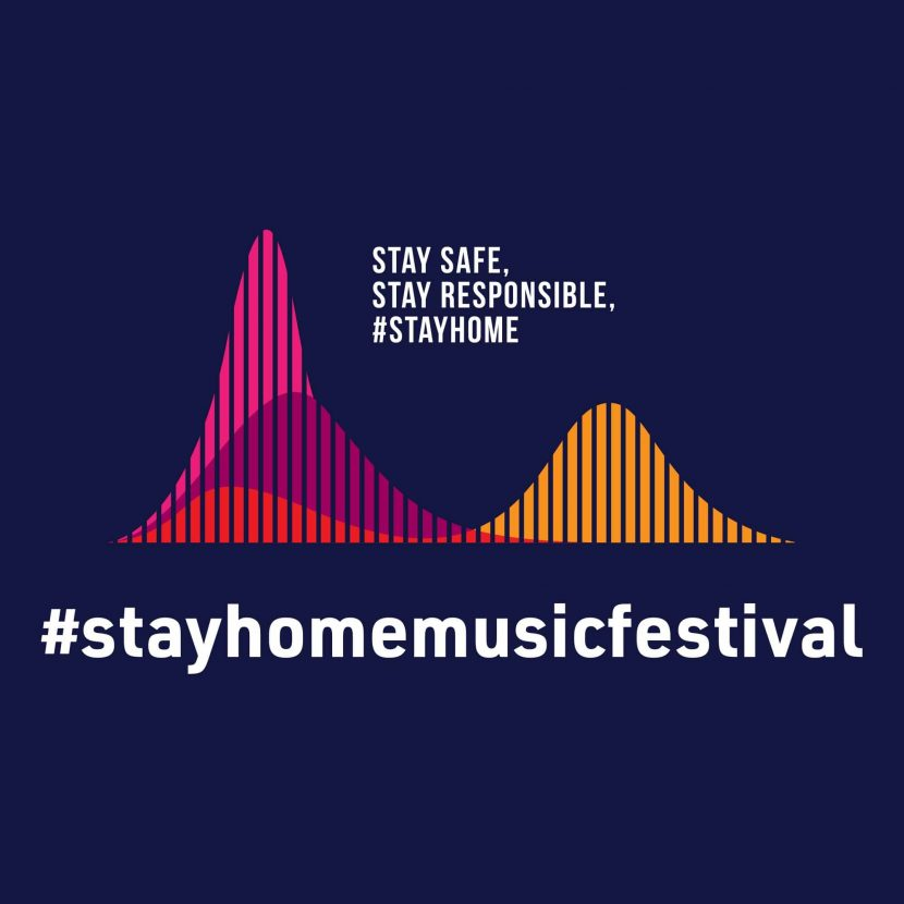 stay home music festival